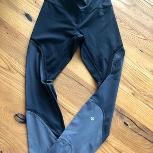 Lululemon leggings - ombré
